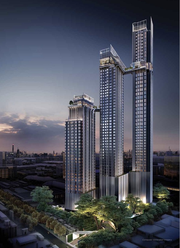 Park Origin Thonglor Staring 8,724,600THB