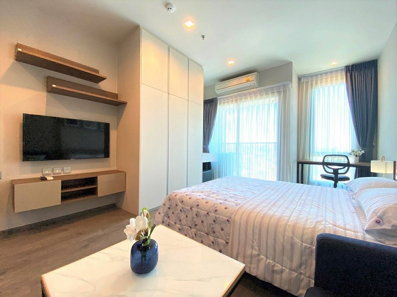 Whizdom Avenue Ratchada Ladprao (Ref:10808) For Rent 15,000baht