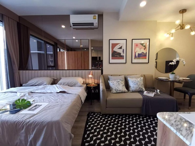 Ideo Mobi Asoke (Ref: 11200) For Rent 17,000 baht